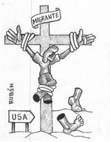 NO HAY CAMINOS IMPOSIBLES migrantes estados unidos mexico