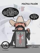 POLITICA FICCION universidades mexico investigadores senadores