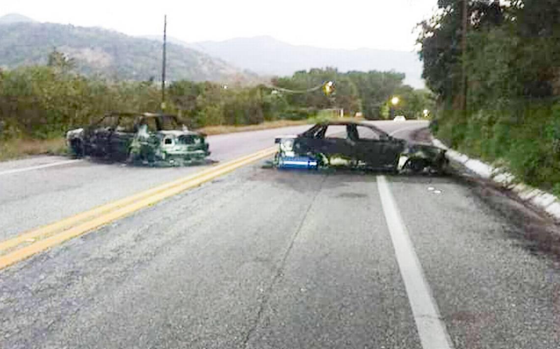 Tensión en Xaltianguis provoca bloqueo en carretera Acapulco-Chilpancingo - El Sol de México