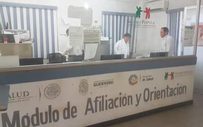 Opera Sin Cambios El Seguro Popular El Sol De Acapulco