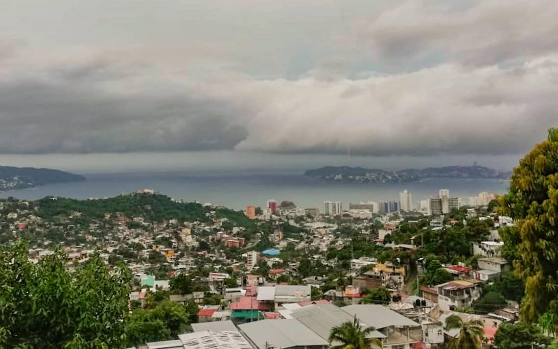 Pronostican lluvias moderadas en algunas regiones de Guerrero - El Sol de Acapulco
