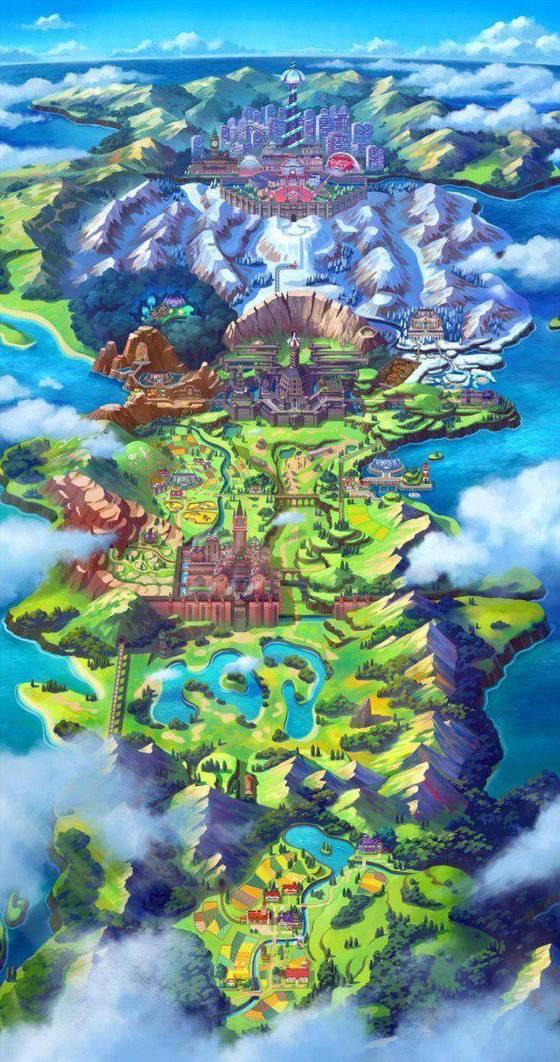 Pokemon Sword Y Shield Seran Las Versiones Para Switch El Sol De