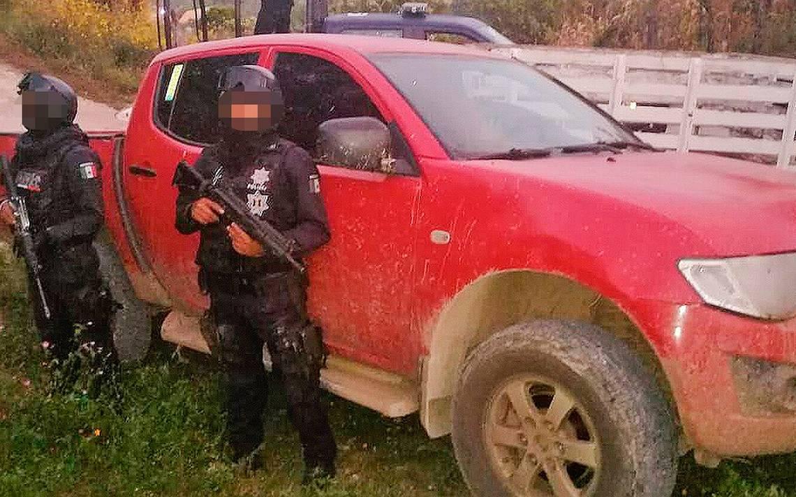 Aseguran cuatro vehículos con reporte de robo; en Zumpango - El Sol de Acapulco