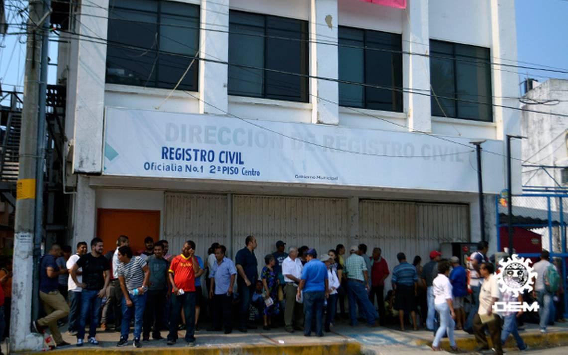 Toman oficialía del Registro Civil - El Sol de Acapulco