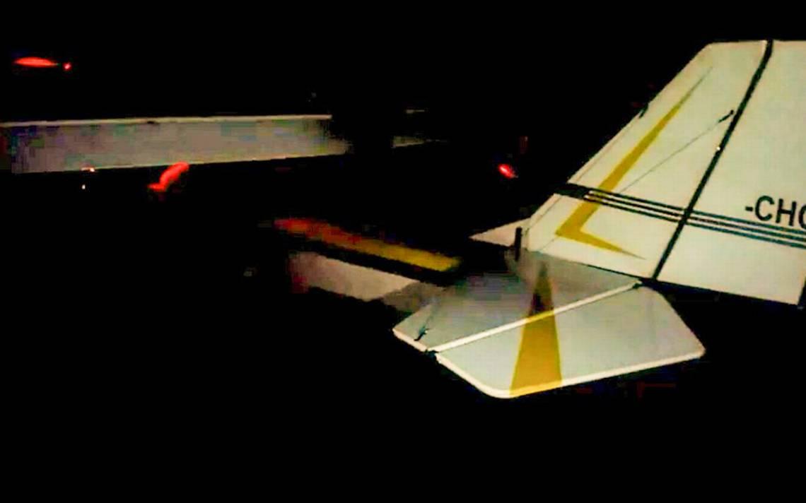 Una avioneta aterrizó de emergencia; en Arcelia - El Sol de Acapulco