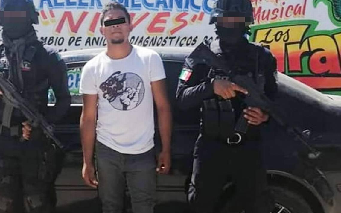 Detienen a hombre en posesión de armas; en Ometepec - El Sol de Acapulco