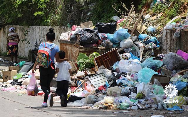 4c976fb874f9 Crisis sanitaria por falta de recolección de basura - El Sol de Acapulco
