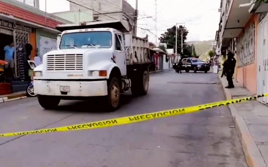 Asesinan a chofer de camión de volteo; en Chilpancingo - El Sol de Acapulco