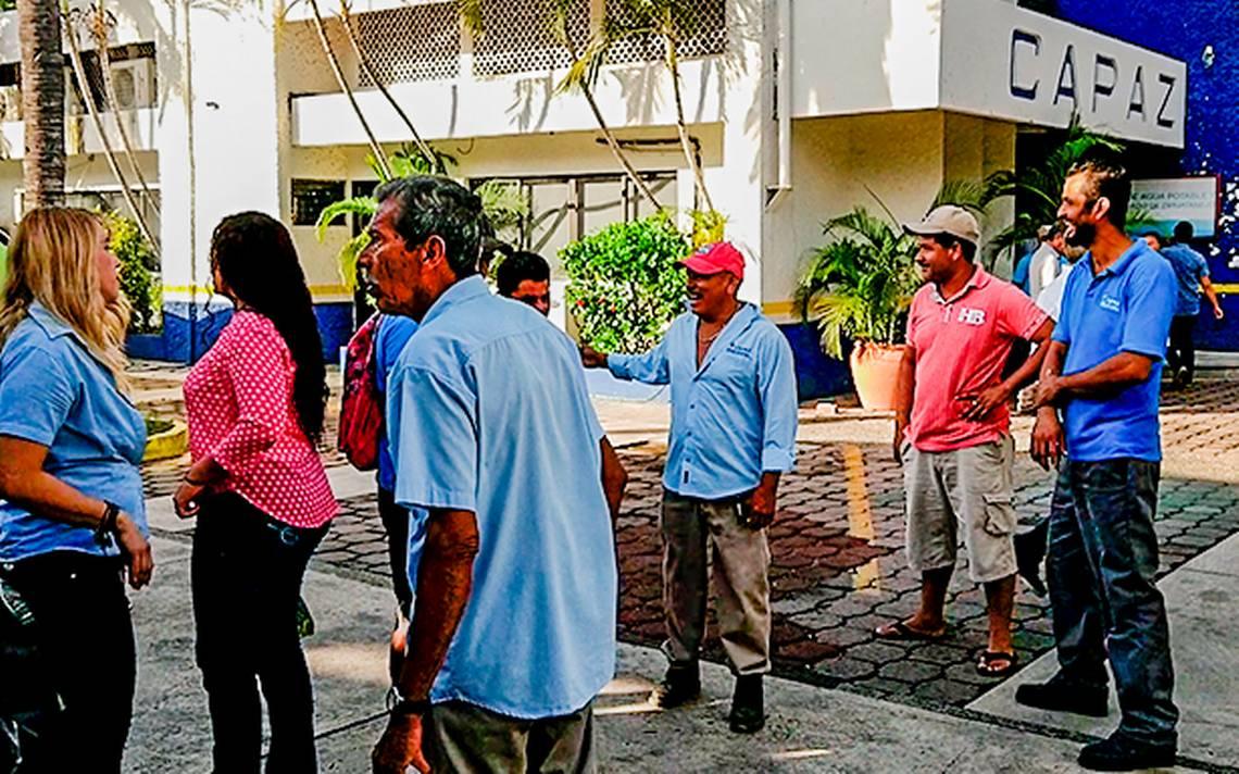 Adeudos con trabajadores y la CFE, sin agua en la ciudad, y cuestionada por desvío de recursos se entregará la Capaz a la nueva administración